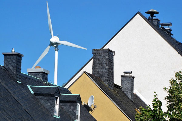 Les éoliennes en France